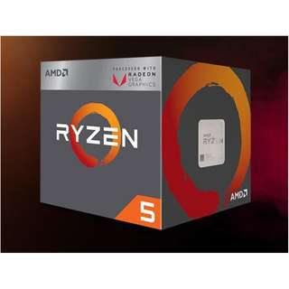 AMD Ryzen™ 5 2400G Processor YD2400C5FBBOX