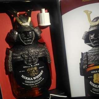 Nikka whisky 將軍 盔甲威士忌