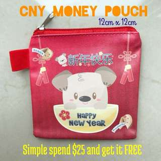 Money Pouch CNY Chinese New Year