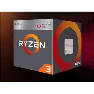 AMD Ryzen™ 3 2200G Processor YD2200C5FBBOX