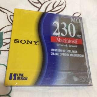 230MB M.O. Made in Japan macintosh