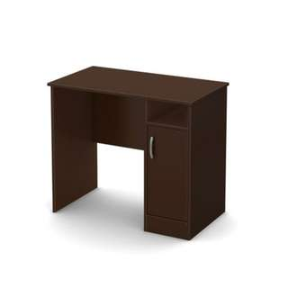 Dark Brown Work Desk