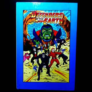 MARVEL Defenders of The Earth Annual