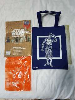 Starwars Limited edition tote
