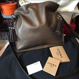 己減價 99%new Loewe flamenco 30 metallic brown