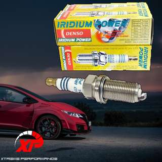DENSO Iridium Power Spark Plug PRIUS VIOS CAMRY INNOVA FORTUNER HILUX HIACE COROLLA ALTISACCORD CIVIC JAZZ CR-V ODYSSEY PILOT HR-V CR-Z BRIO FREED CITY