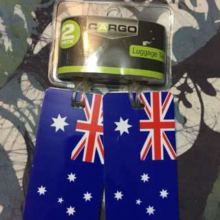 Aussie Luggage Tags