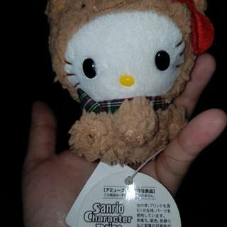 Hello Kitty Bear