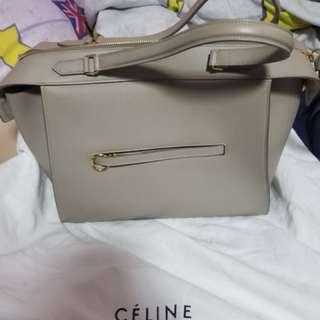Celine Ring Smooth Calfskin
