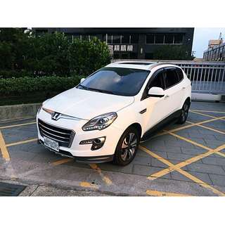 俊英汽車-2015 Luxgen U7 Turbo 2.2L旗艦型
