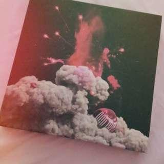 PRELOVED-NCT127 CHERRY BOMB