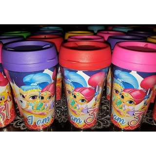 Shimmer and Shine Customized Hot & Cold Tumbler