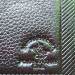 Pre-loved: Original Polo Wallet