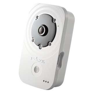 Edimax IC-3140W HD Wi-Fi Day & Night Network Camera with PIR Sensor and 2-Way Audio