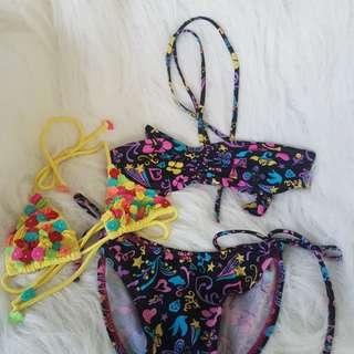 Bikini Set 1-2T with FREE Extra Bikini Top