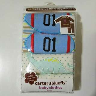 Free Mail Brand New Carter's Baby Clothes Long Sleeve Top and Pants 9 Months