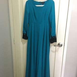 Zawara Dress (Princess Cut)