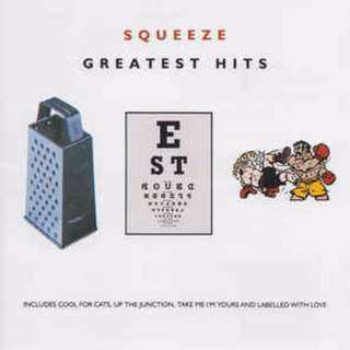 Squeeze Greatest Hits cd