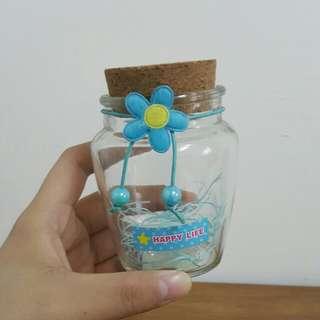 🚚 花季  花兒漂漂小南瓜瓶  附盒