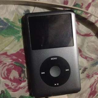 Ipod Classic 7th Gen 160gb