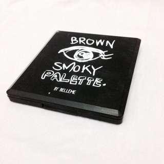 Belleme Brown Smoky Palette