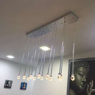 Pendant Lamp With Led Bulbs