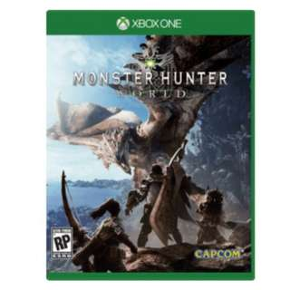 Xbox One Game: Monster Hunter World