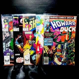 MARVEL, DC, Vertigo Comics Lot