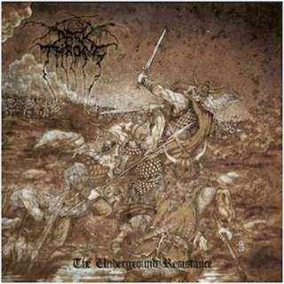 Darkthrone ‎– The Underground Resistance Vinyl LP