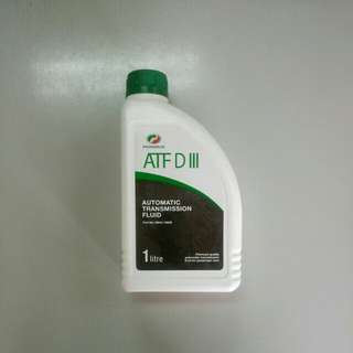 PERODUA ATF TRANS OIL GREEN 1L