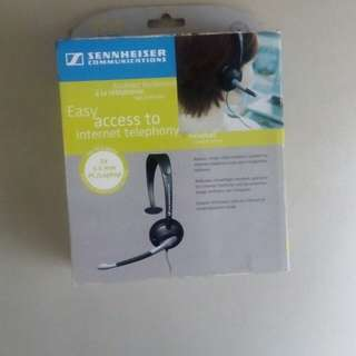 Buy Headphone Sennheiser free cempol rambut