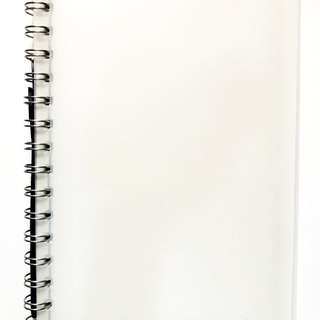 Muji Styles Dotted notebook