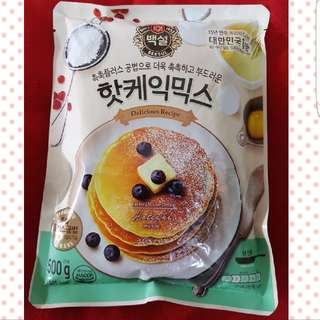 Delicious Recipe Hotcake Mix