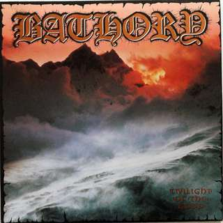 Bathory – Twilight Of The Gods Vinyl LP