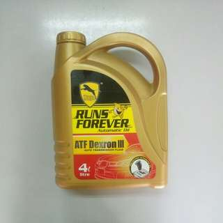 SUPER ATF OIL D3 4L