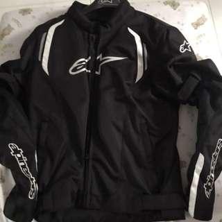 Alpinestar riding jacket