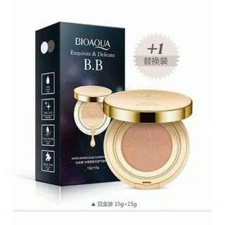BB Cushion Bioaqua (plus refill)