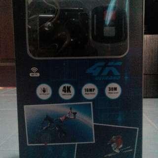 Action Cam 4K Full HD