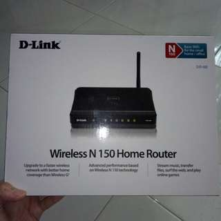 D-Link Wireless Router N150