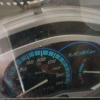 Yamaha spark stock Speedometer