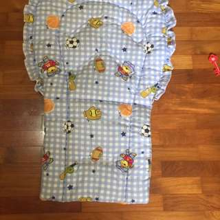 Kiddy palace stroller cushion used for a while. Condition is good.
