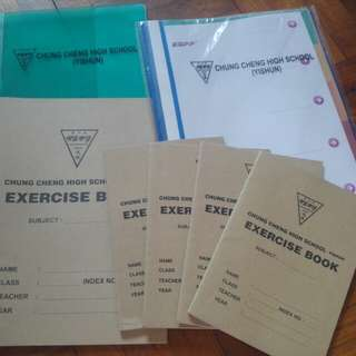 cchy files and notebooks