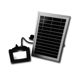 PowerStar Solar Timer Flood Light 10w