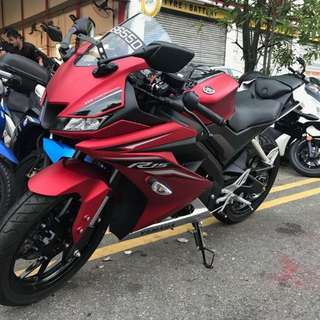 Rent/ Lease Motorcycle Singapore