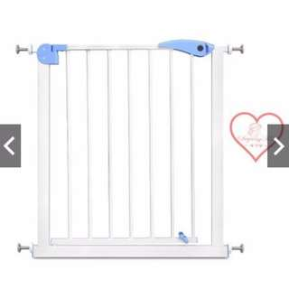 SayangKu TypeB BP008 Premium Baby gate Safety Door gate Easy Step Walk Thru Gate