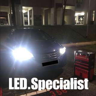 Honda City LED Headlight