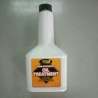 JOHNSEN'S SEMI-SYNTHETIC OIL TREATMENT