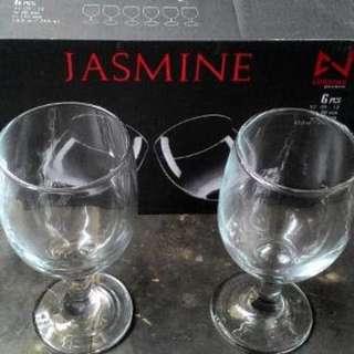 6pcs Jasmine Citinova Wine Glass