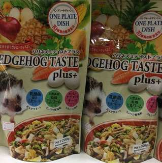 Pets' Gantry-New stocks of NPF Hedgehog Plus 200g