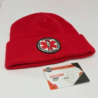 Supreme / HYSTERIC GLAMOUR Beanie Red